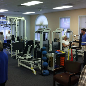 Fitness Center in Hockessin DE