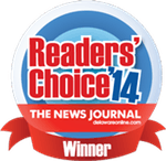 Readers Choice Award 2014 Winner