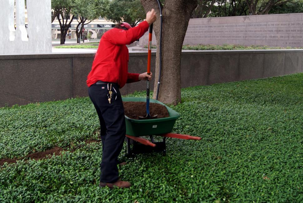 Gardeners Exercise Plan