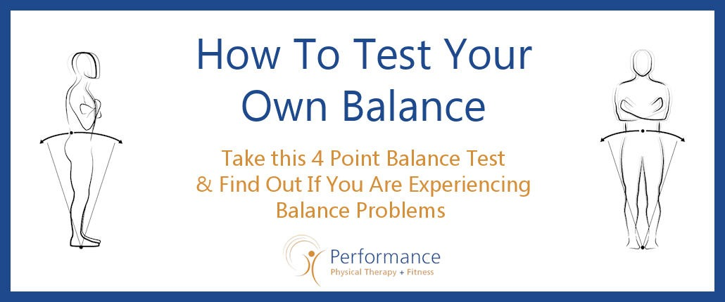 How To Test Your Own Balance NEW Balance Test 2018