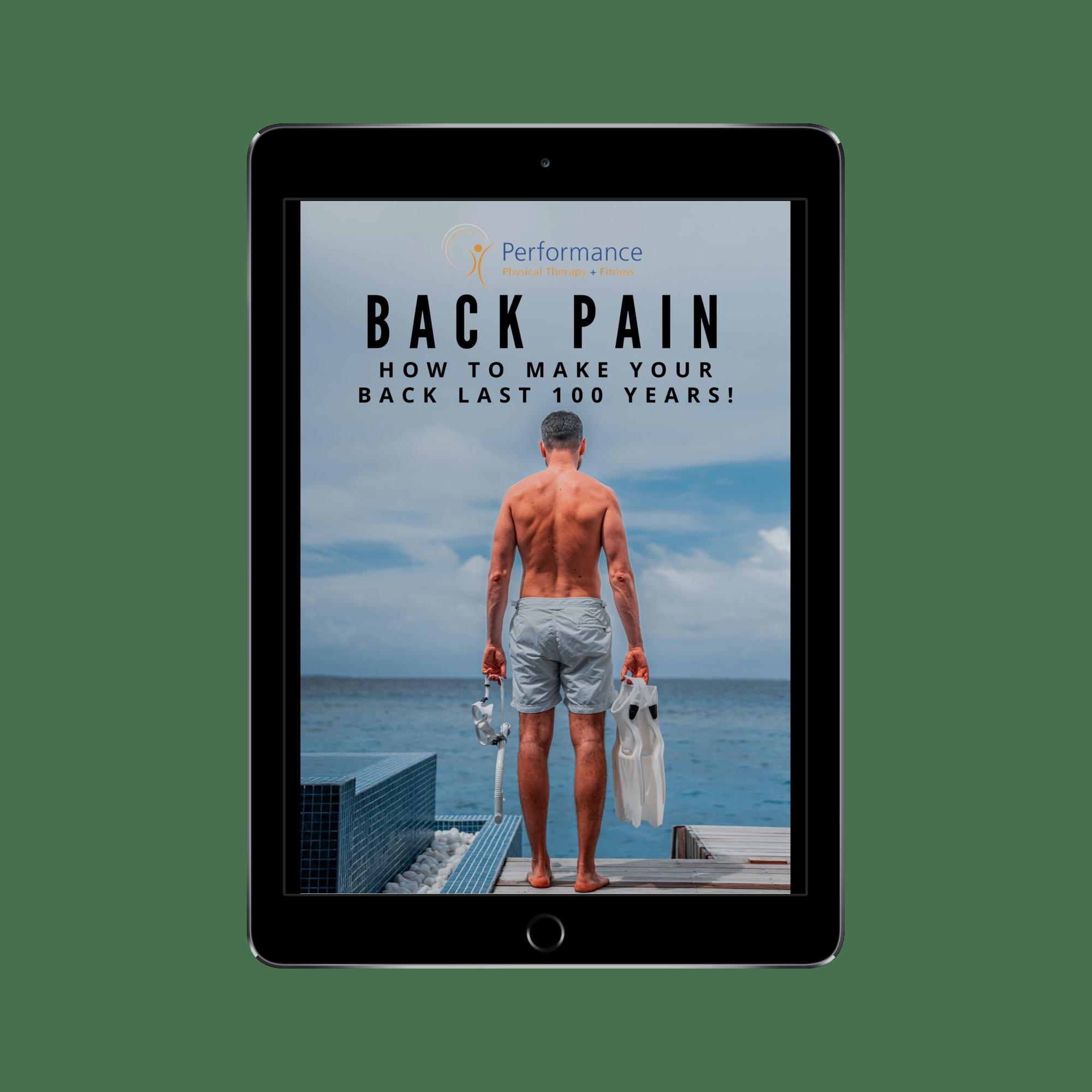 Back pain pdf