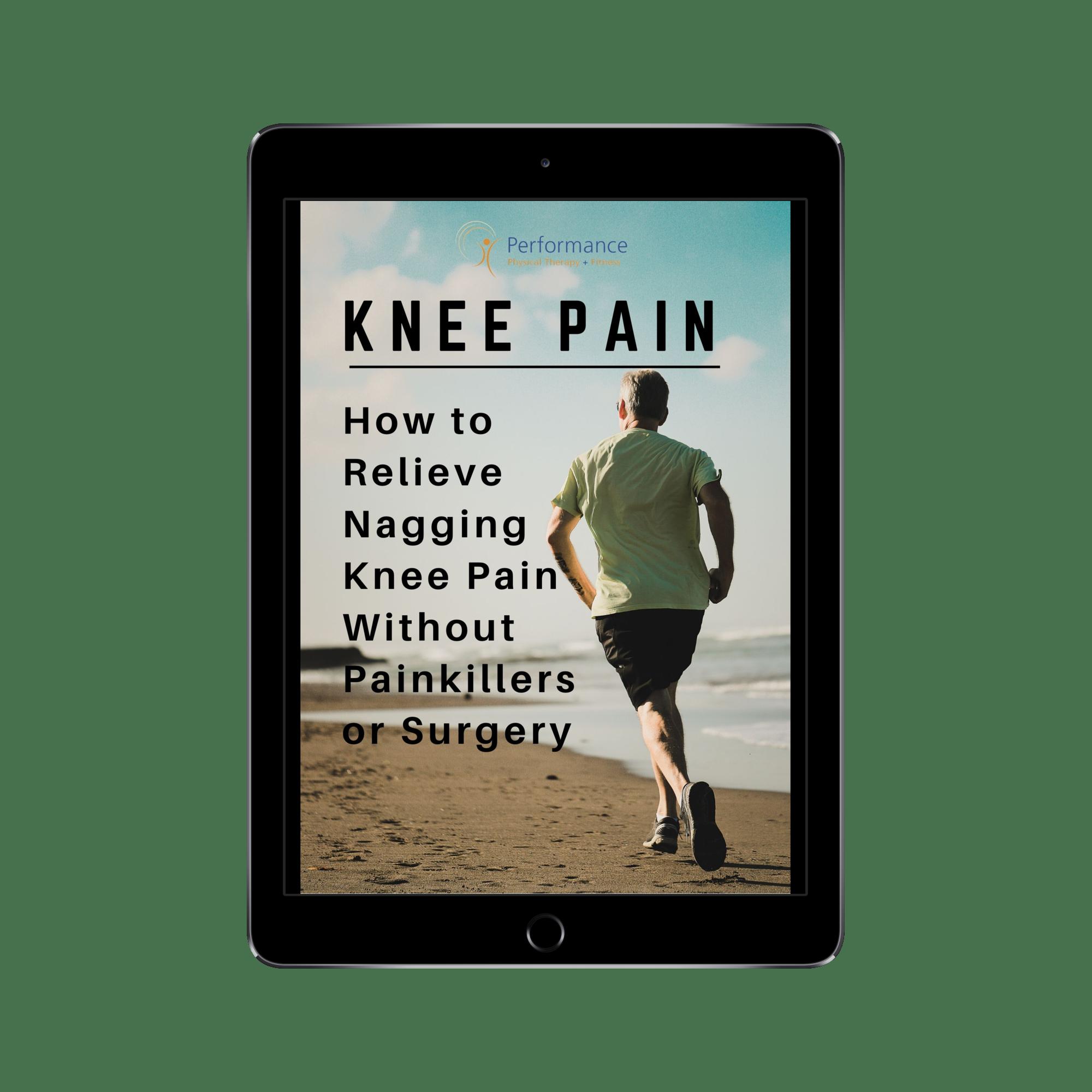 Knee pain pdf