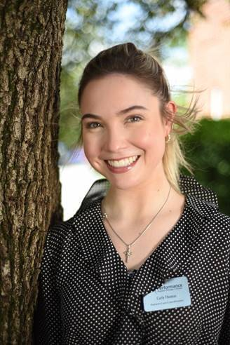 Carly Thomas Patient Care Coordinator